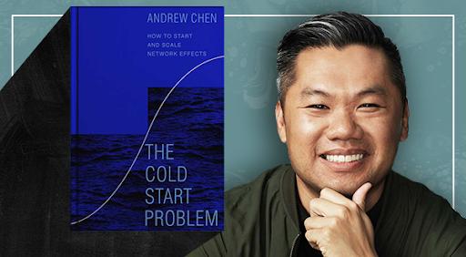Andrew Chen y su libro