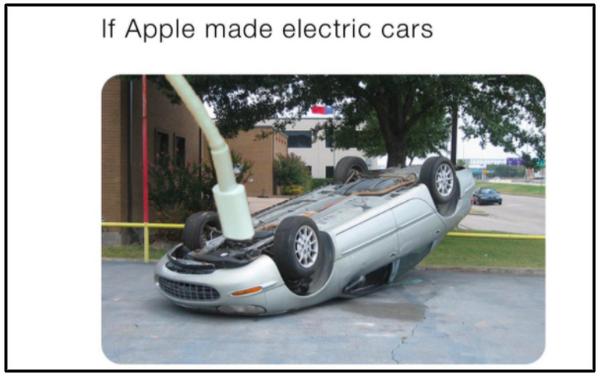 Apple Car meme