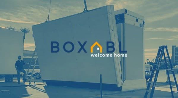 Boxabl home