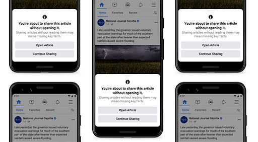 Facebook wants you to read