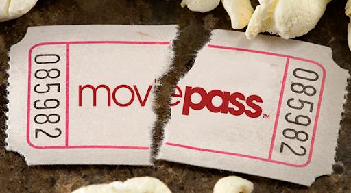 MoviePass ticket