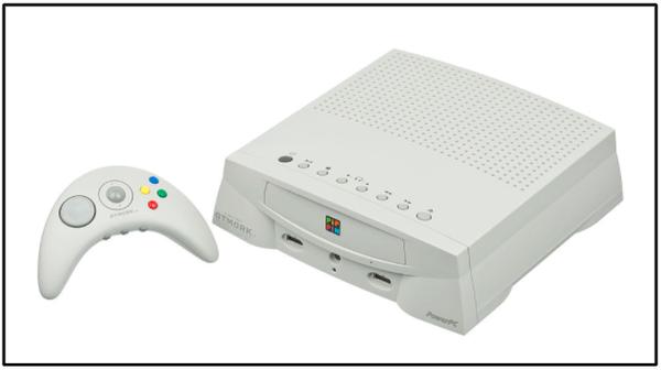 PiP P!N console