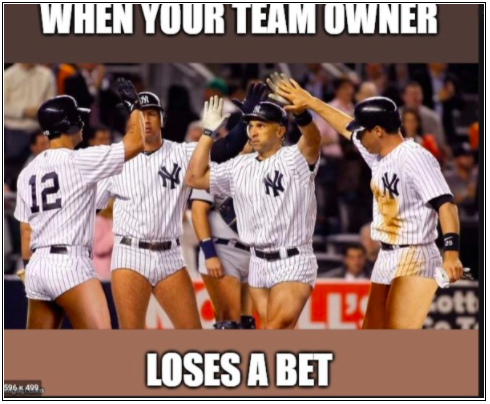 Yankees meme