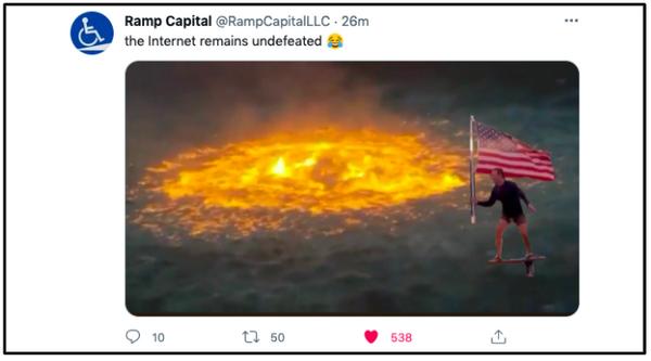 Ramp Capital meme