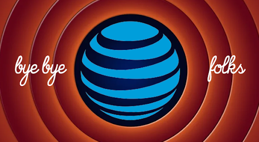 AT&T cartoon image