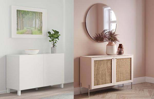 Negocio de nicho: actualización de muebles antiguos de Ikea