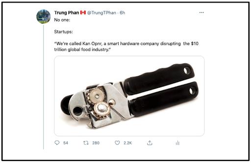 Trung tweet