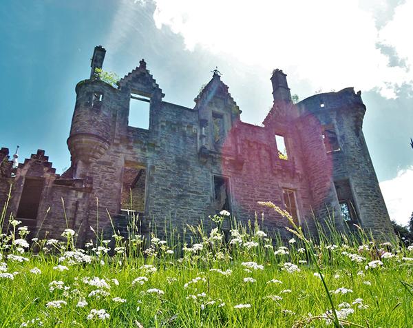 Castillo de Dunans