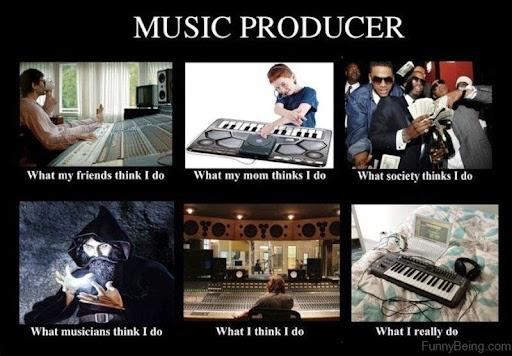 music producer meme