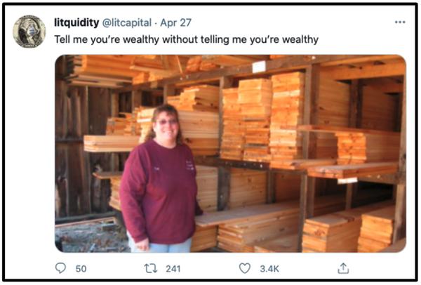 wood meme